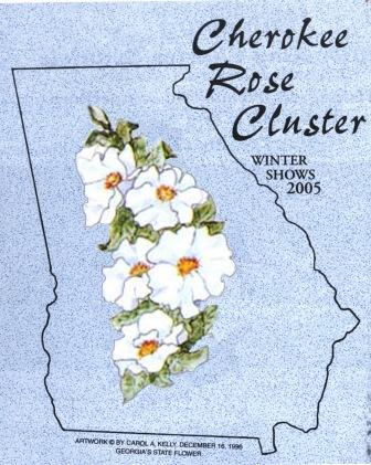 Cherokee Rose Cluster Dog Show