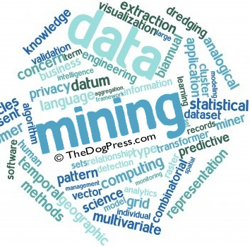 Data mining is big business and the registries have all your personal information