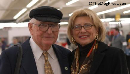 Dr. Harry Smith (All Breeds) & Betty Leininger Multi-Group, Working breeds authority