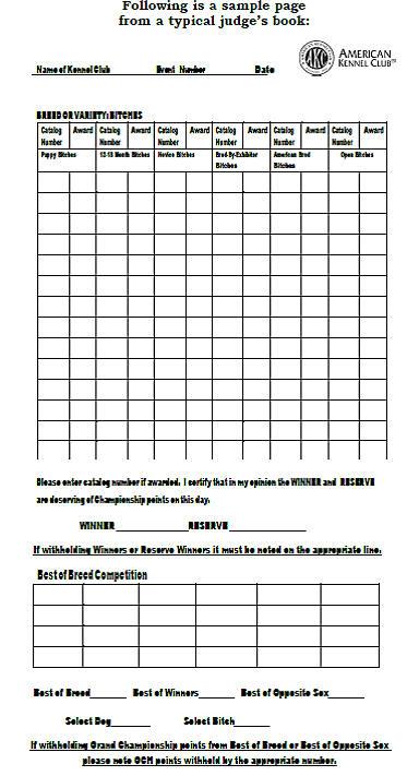 akc hunt test rule book