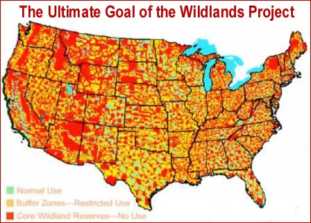 Oklahoma Confiscation Bill | Agenda 21 | Wildlands Project - What does it mean for you and your pets?